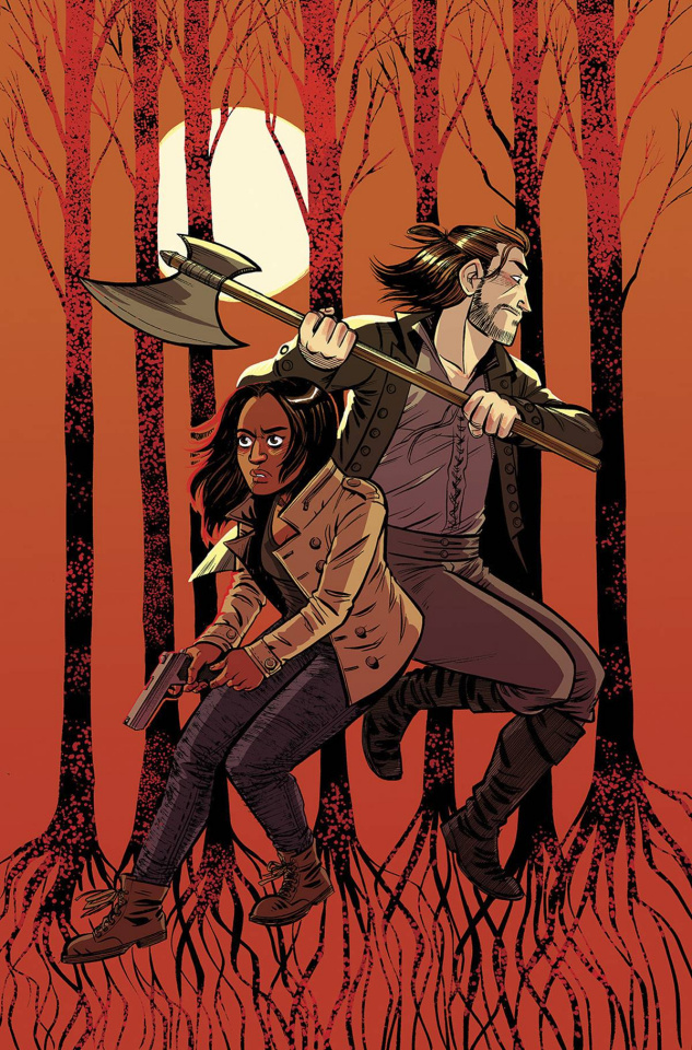 Sleepy Hollow: Providence #1 (20 Copy Hicks Cover)