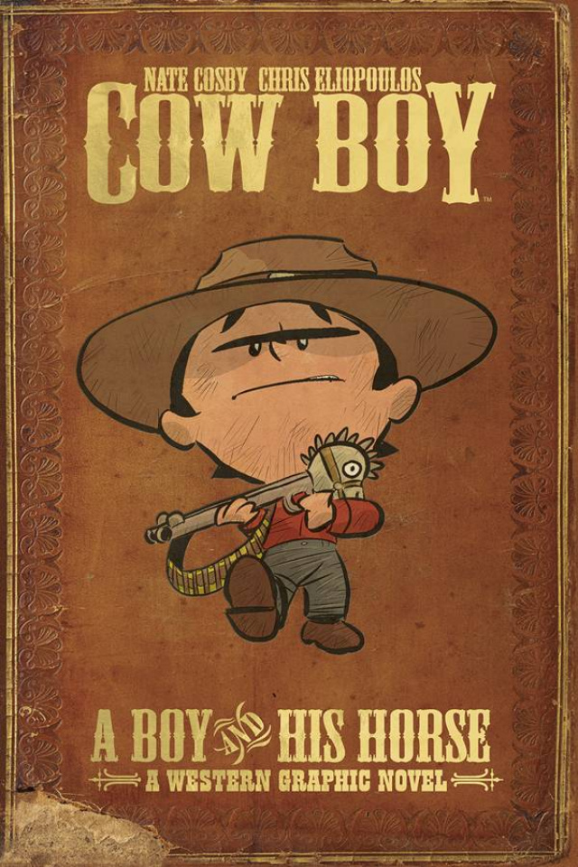 Cow Boy Vol. 1: A Boy and His Horse
