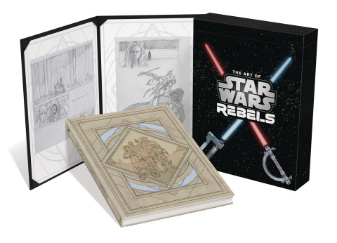 The Art of Star Wars: Rebels (Limited Edition)