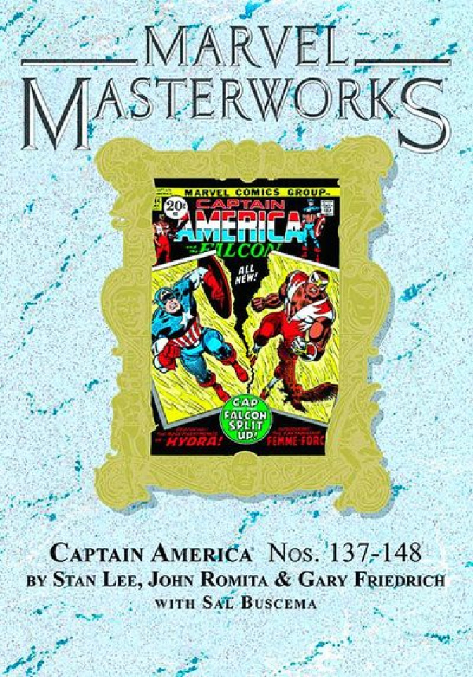 Captain America Vol. 6 (Marvel Masterworks)