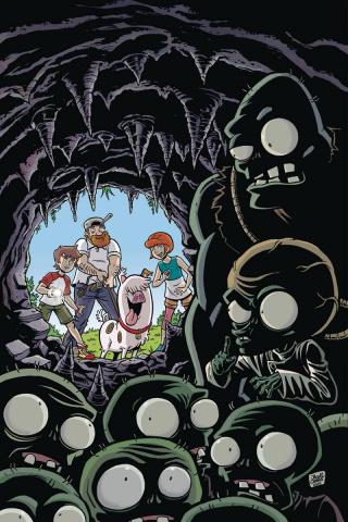 Plants vs. Zombies #10 (Boom Boom Mushroom, Part 1 of 3)