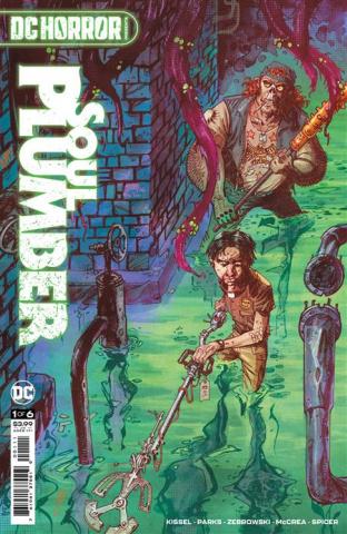 DC Horror Presents: Soul Plumber #1 (John McCrea Cover)