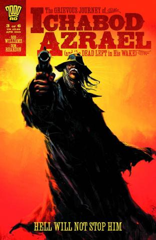 The Grievous Journey of Ichabod Azrael #3