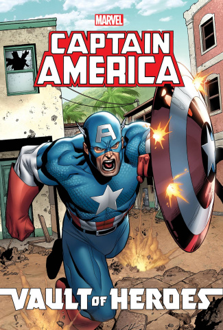 Marvel Vault of Heroes: Captain America