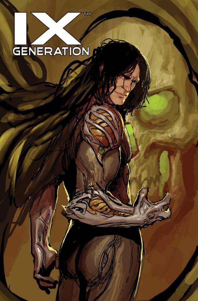 IXth Generation #7 (Sejic Cover)
