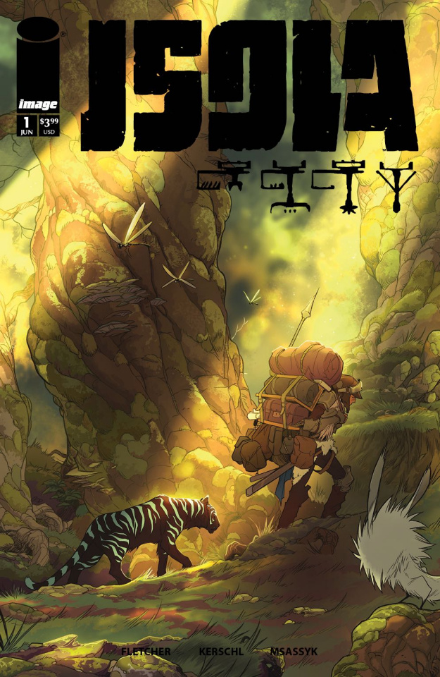 Isola #1 (3rd Printing)