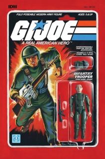 G.I. Joe: A Real American Hero #225 (Subscription Cover)