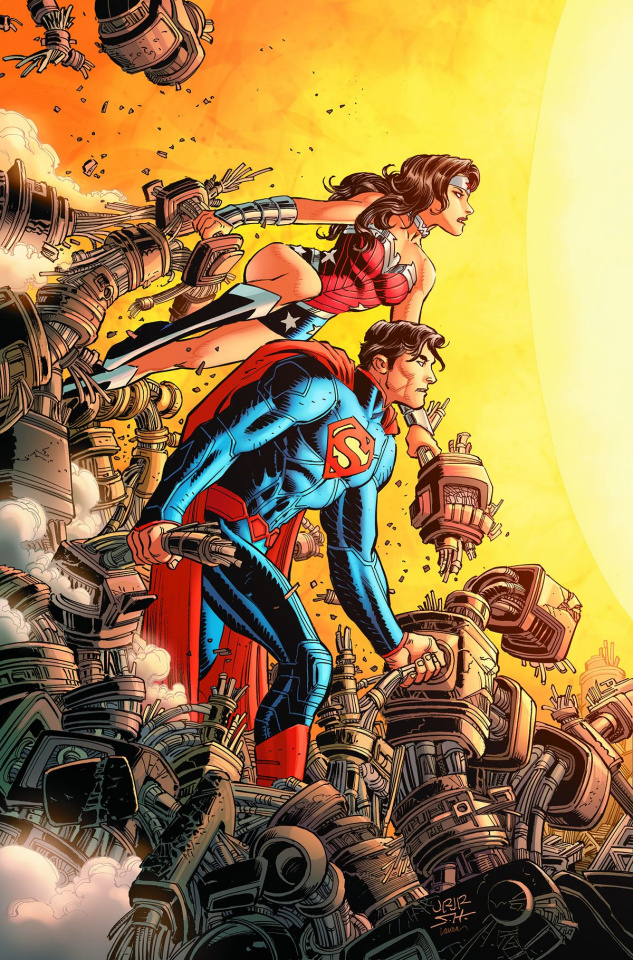 Superman / Wonder Woman Vol. 5: Savage End
