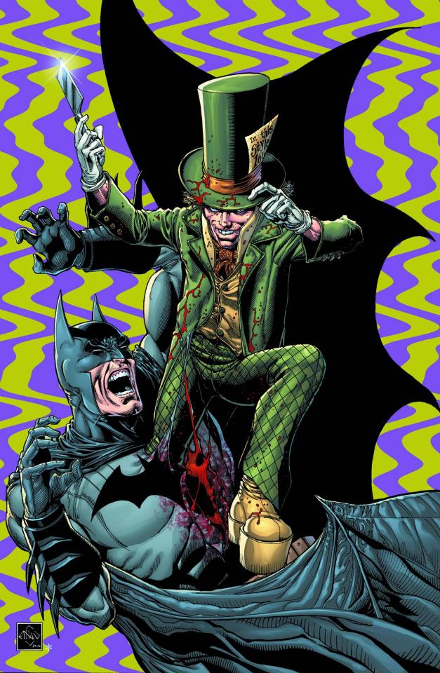 Batman: The Dark Knight Vol. 3: Mad