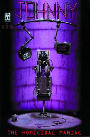 Johnny: The Homicidal Maniac #4 (New Printing)