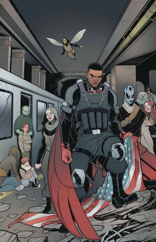 Captain America: Sam Wilson #22