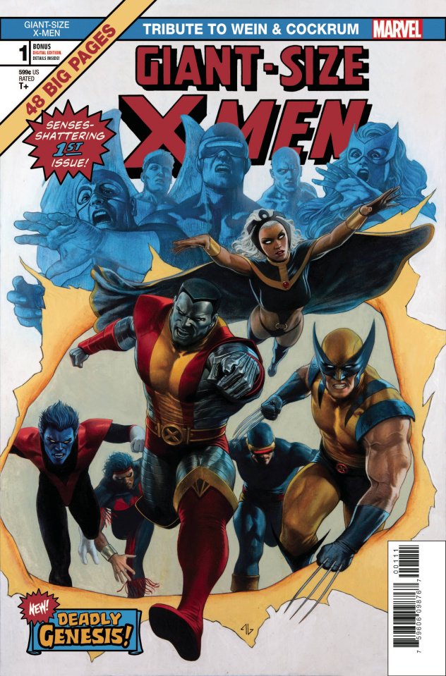 Giant Size X-Men: A Tribute to Wein and Cockrum #1