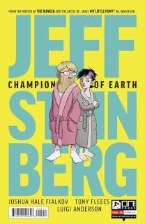 Jeff Steinberg: Champion of Earth #5