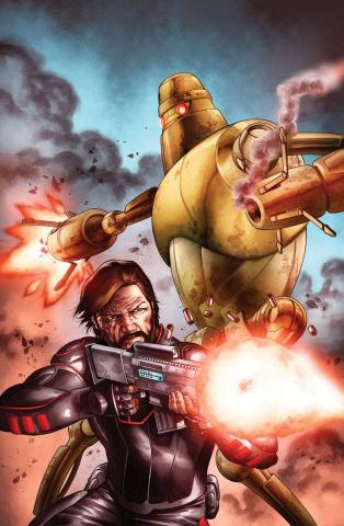 Imperium #13 (Cafu Cover)