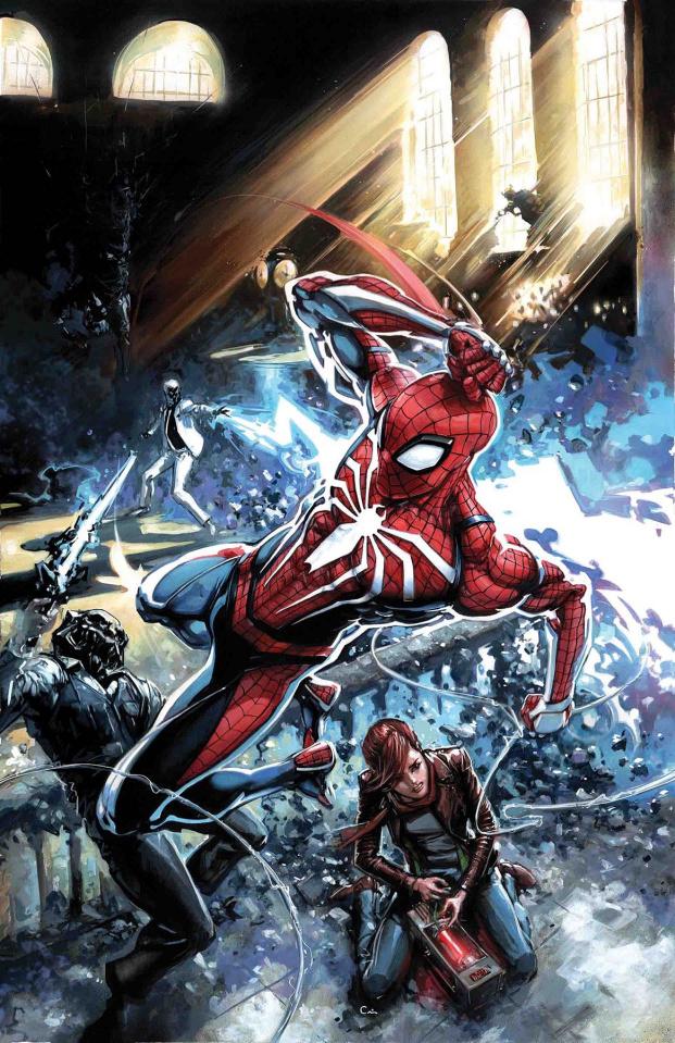 Spider-Man: City at War #3