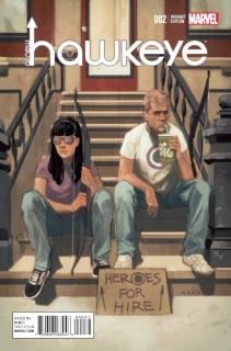 All-New Hawkeye #2 (Noto Cover)
