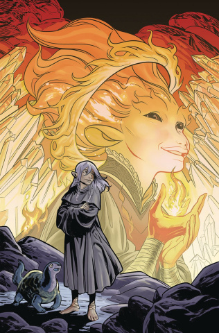 Beneath the Dark Crystal #1 (Dewey Cover)