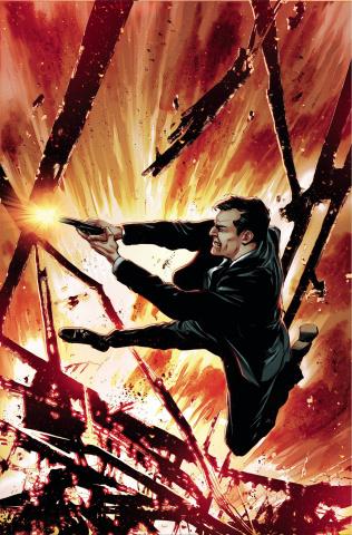 James Bond: Himeros #3 (Guice Virgin Cover)