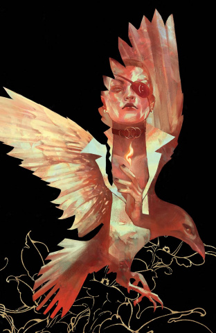 An Unkindness of Ravens #1 (Khalidah Cover)