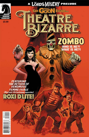 The Goon in The Theatre Bizarre #1