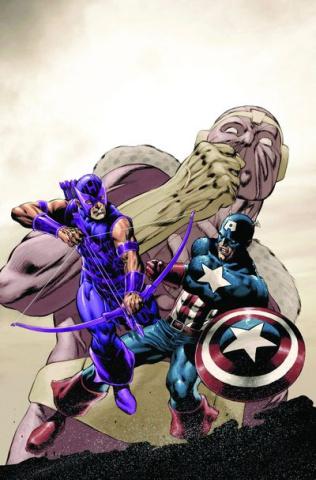 Hawkeye: Blindspot #2