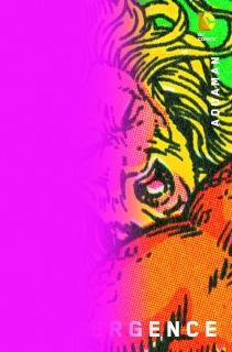 Convergence: Aquaman #2 (Chip Kidd Cover)