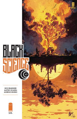 Black Science #43 (Scalera Cover)