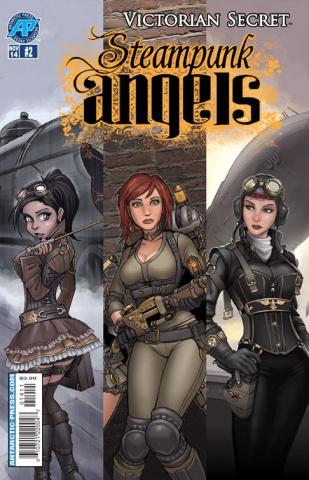 Victorian Secret Agents: Steampunk Angels #2