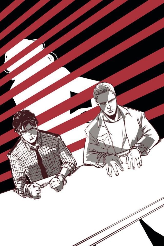 Nancy Drew and The Hardy Boys #1 (30 Copy Vieceli Cover)