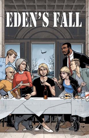 Eden's Fall #1 (Ekedal Cover)