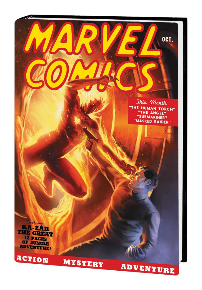 Marvel Comics #1 (80th Anniversary Edition)