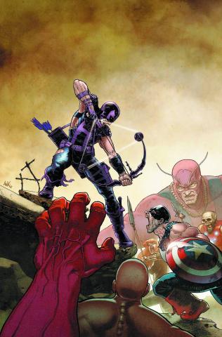 Marvel Universe vs. the Avengers #3