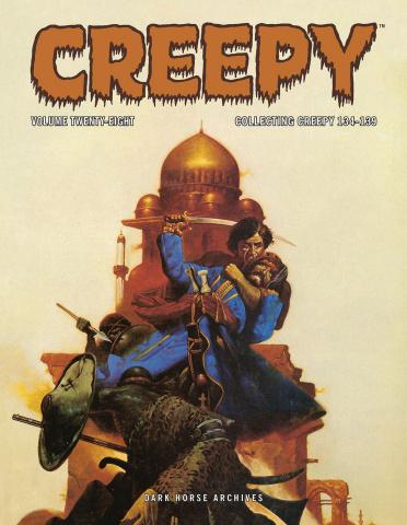 Creepy Archives Vol. 28