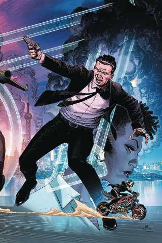 James Bond #3 (Cheung Virgin Cover)