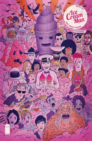 Ice Cream Man #16 (Rae Cover)