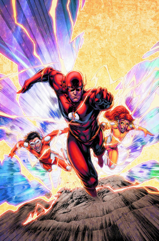 Convergence: Speed Force #1