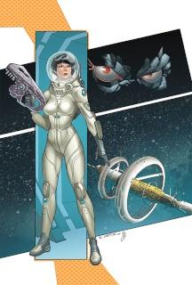Vessel #1 (Ortiz Cover)