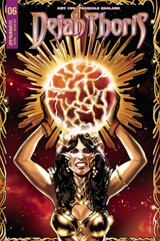 Dejah Thoris #6 (Galindo Cover)