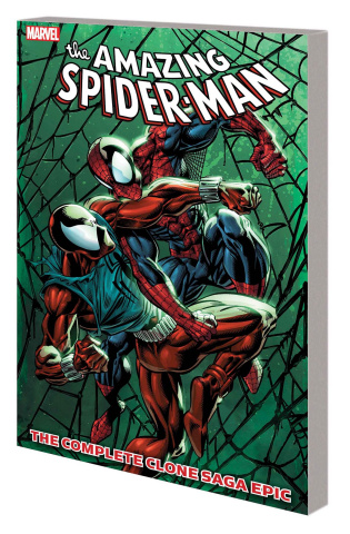 The Amazing Spider-Man: The Complete Clone Saga Epic Vol. 4