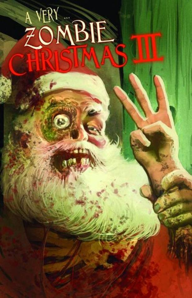A Very Zombie Christmas #3