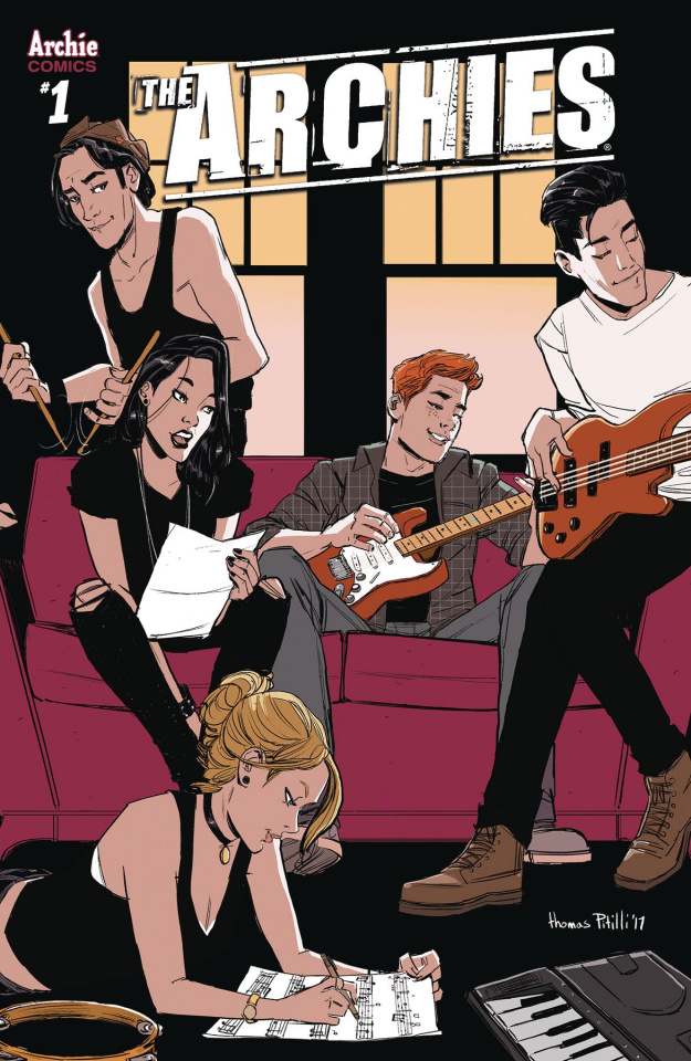 The Archies #1 (Pitilli Cover)