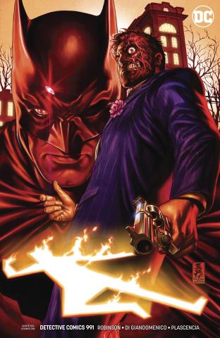 Detective Comics #991 (Variant Cover)