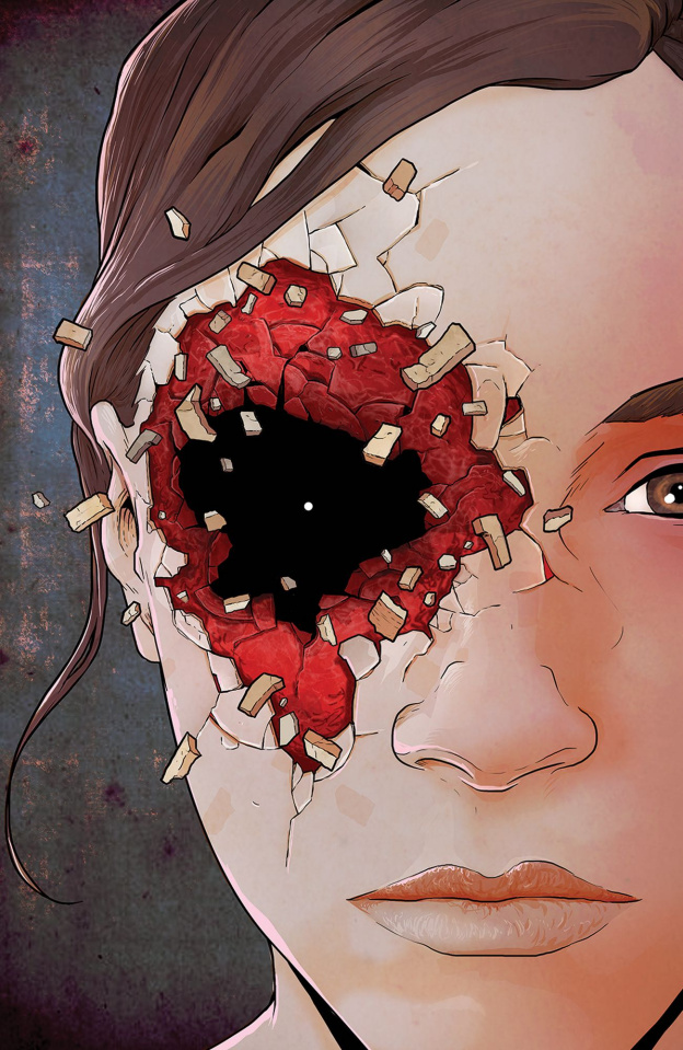 The Red Mother #1 (Luckert Cover)