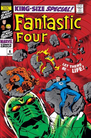 Fantastic Four Annual #6 (Facsimile Edition)