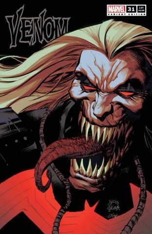 Venom #31 (Stegman Cover)