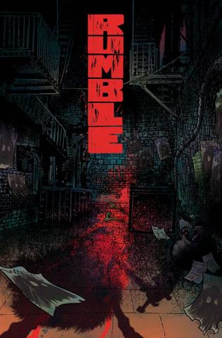 Rumble #10 (Rubin Cover)