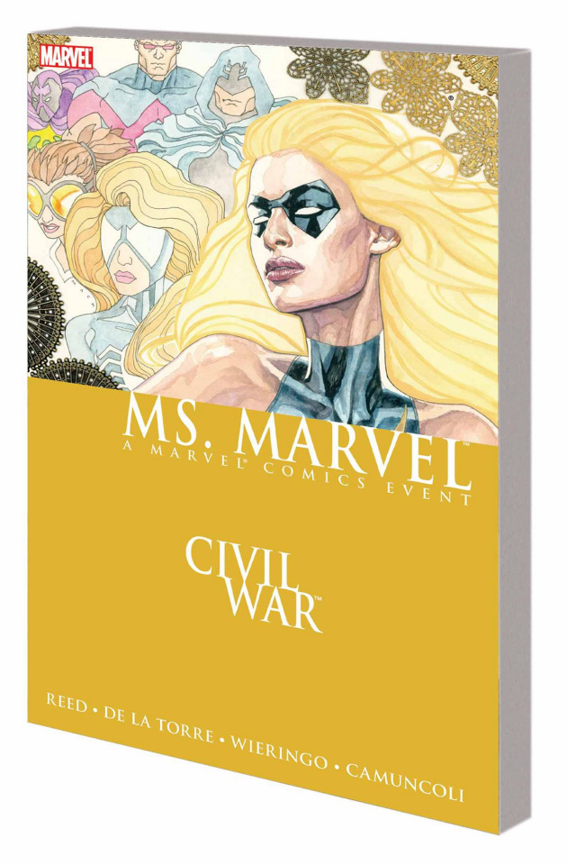 Ms. Marvel: Civil War