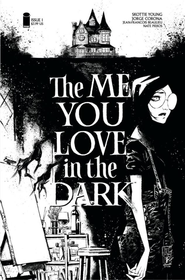 The Me You Love in the Dark #1 (Corona 2nd Printing)
