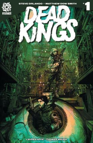 Dead Kings #1 (Gaydos Cover)