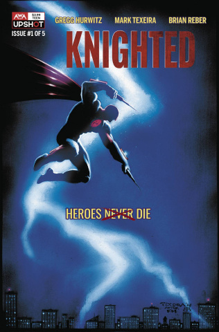 Knighted #1 (Texeira Cover)
